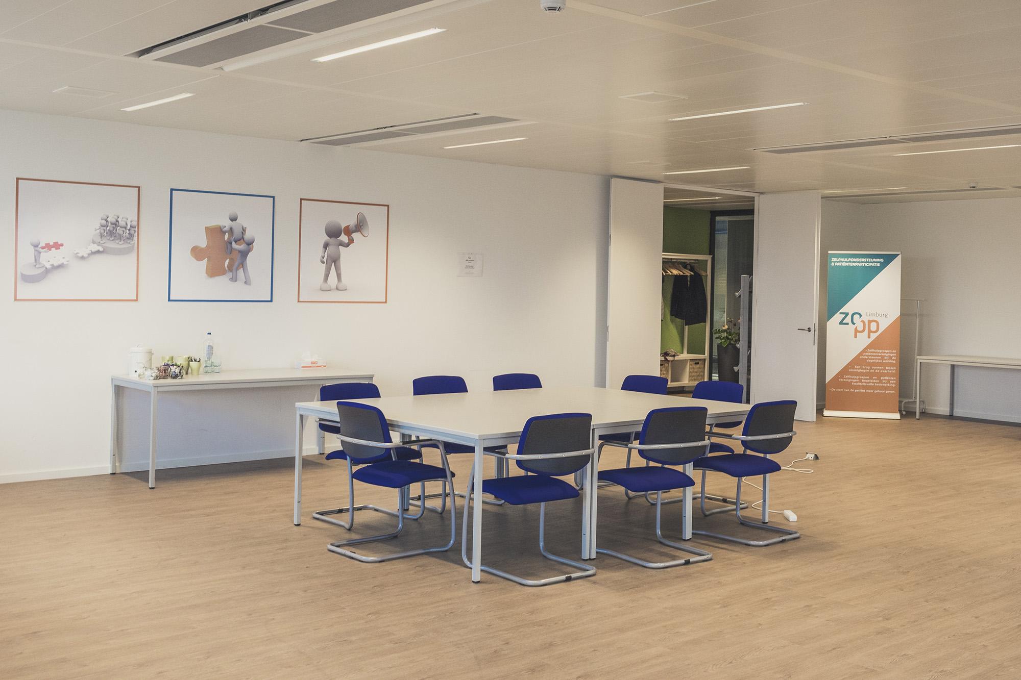 vergaderzaal, gratis locatie, vergadering, ZOPP