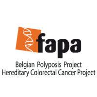 Fapa Belgian polyposis project Logo