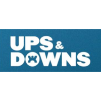 Ups & downs Logo